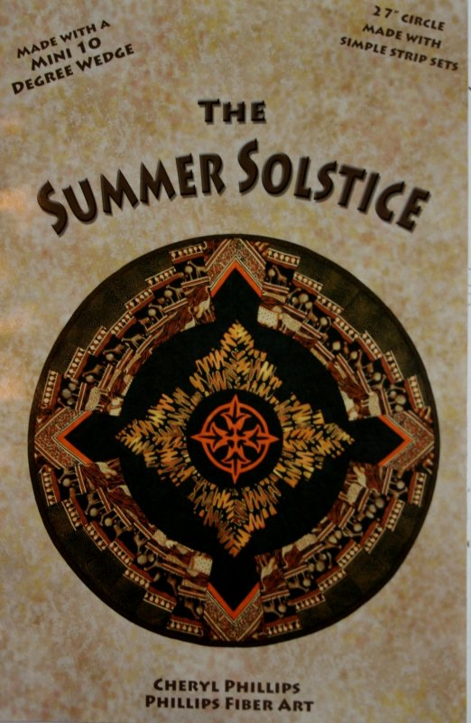 Jewel Box Cheryl Phillips The Summer Solstice 27 circle pattern