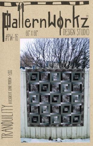 Patternworkz Design Studio, Joanie Morrow, Tranquility PW-16