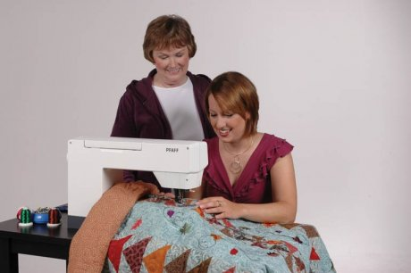 Personal Sewing Machine Buyer Instruction and classes, Above and Beyond Creative Sewing, Nanuet, NY