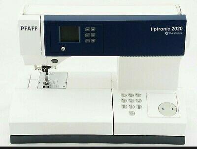 Used Pfaff Tiptronic 2020