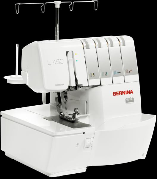 L450 Serger Bernina