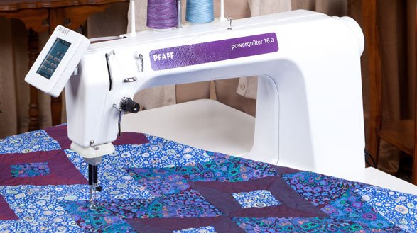 Used Pfaff PowerQuilter 16.0
