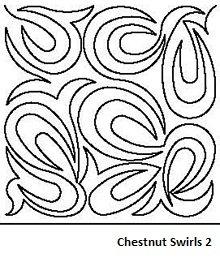Chestnut Swirls 2