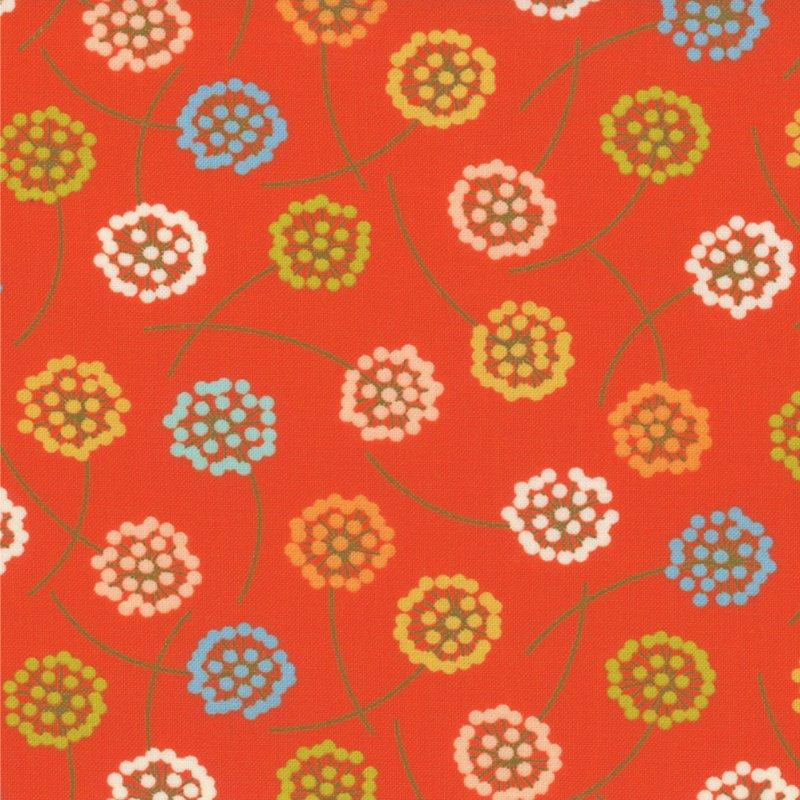Wrens & Friends Tangerine 10002-18
