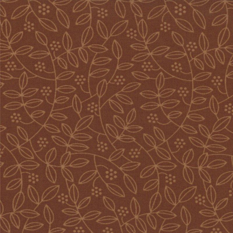 Wrens & Friends Chestnut 10008-19