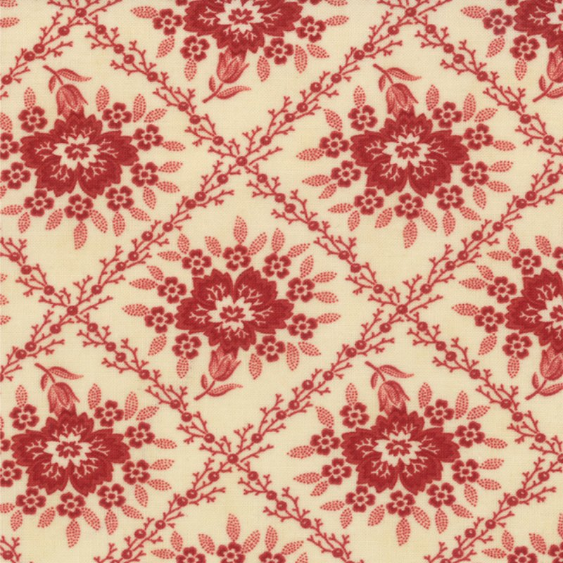 Midwinter Reds Cream Red 14761-15