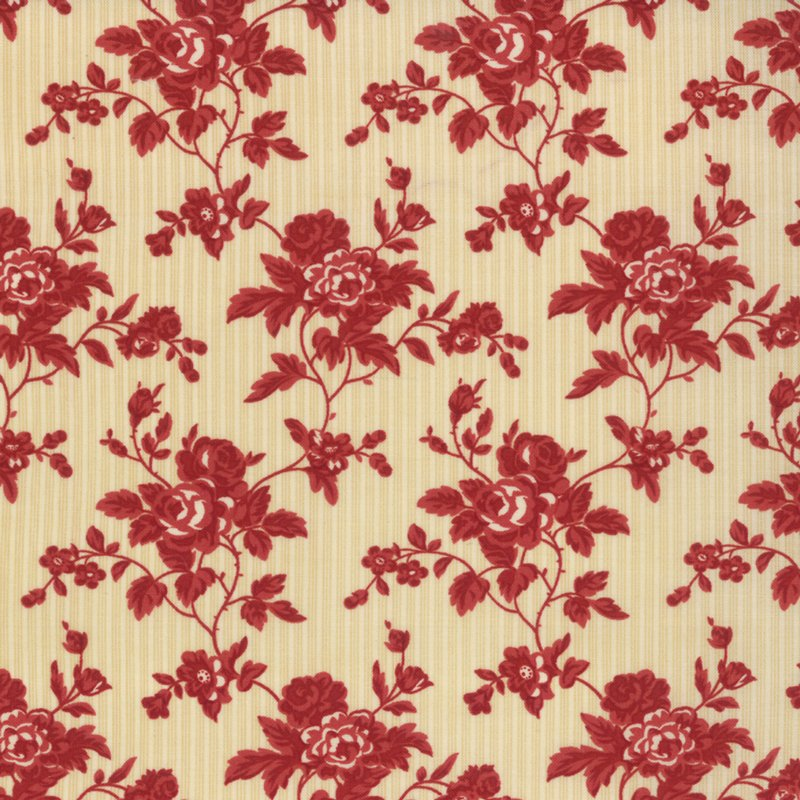 Midwinter Reds Cream Red 14762-15