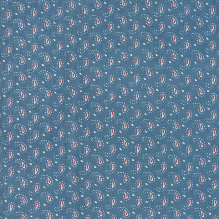Ann's Arbor, Medium Blue 14847-15