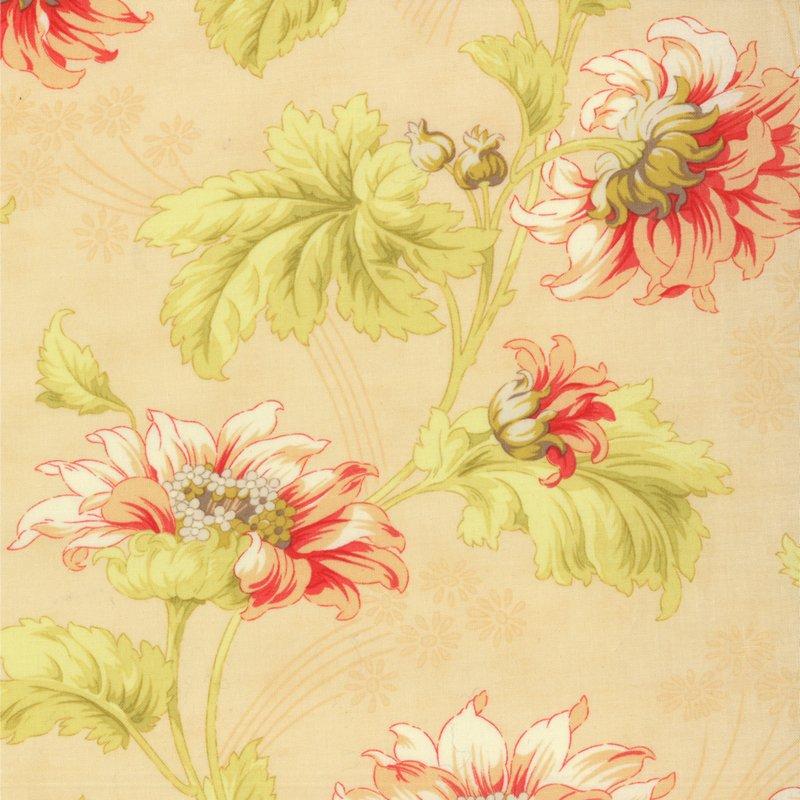 Honeysweet Autumn Rose Biscuit 20210-18
