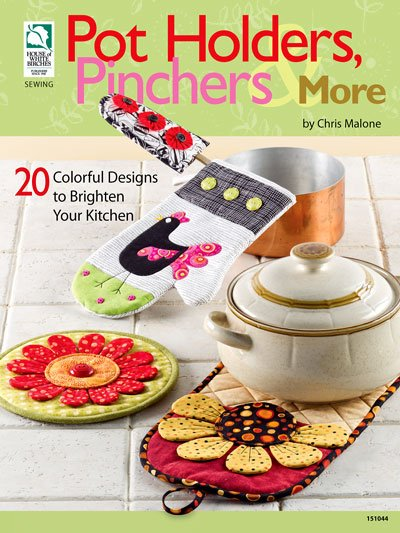 Pot Holders Pinchers & More