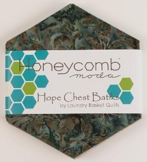 Hope Chest Batiks Honeycomb 42140HC
