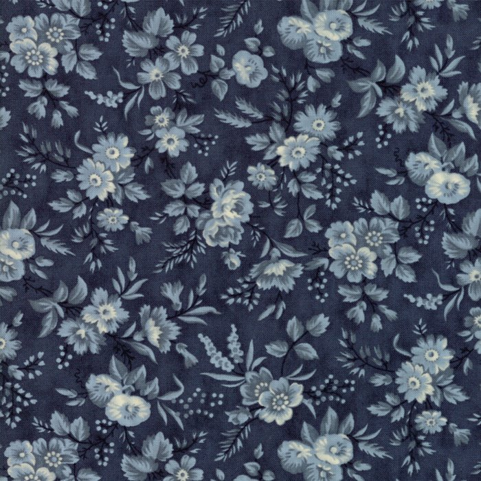 Snowberry Prints, Midnight 44142-16