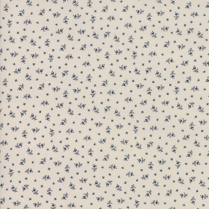 Snowberry Prints, Midnight 44145-23
