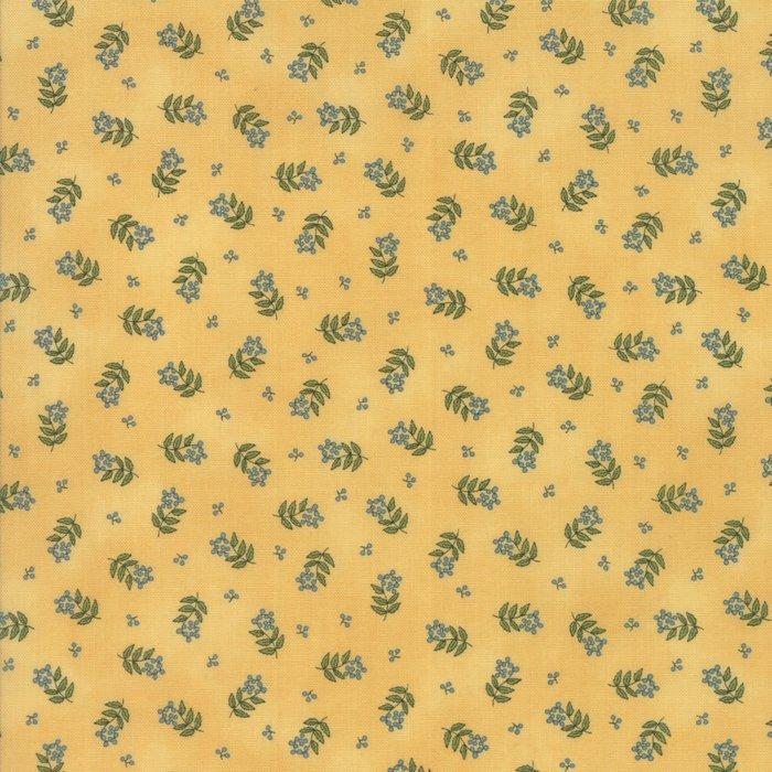 Garden Notes, Goldenrod Yellow 6094-13