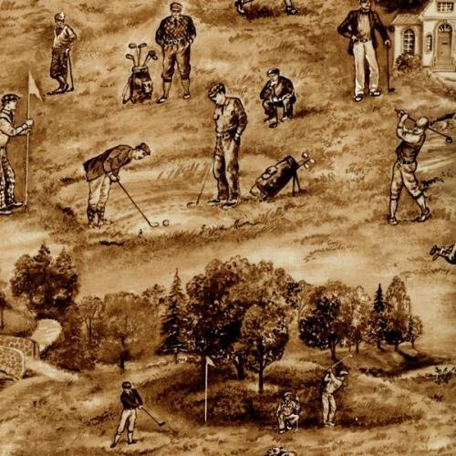 Golf Club 6900-Sepia
