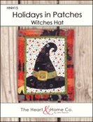 Holidays in Patches: Witches Hat