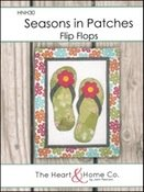 Seasons in Patches: Flip Flops