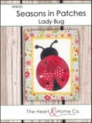 Seasons in Patches: Lady Bug