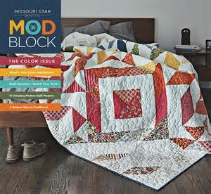 Mod Block Color Issue Vol.1 Issue 1