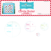 Circle Rulers 10 7 5 and 2.5