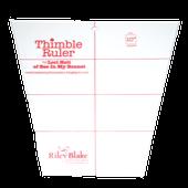 Thimble Ruler 10