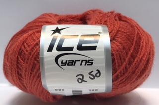 Briz Alpaca Dark Orange Yarn - Ice Yarns
