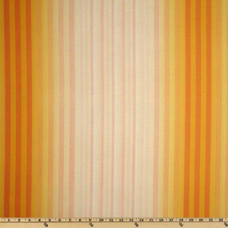 Coquette, Chez Moi, Yellow and Orange Ombre Stripe, Moda SKU# 16066 13