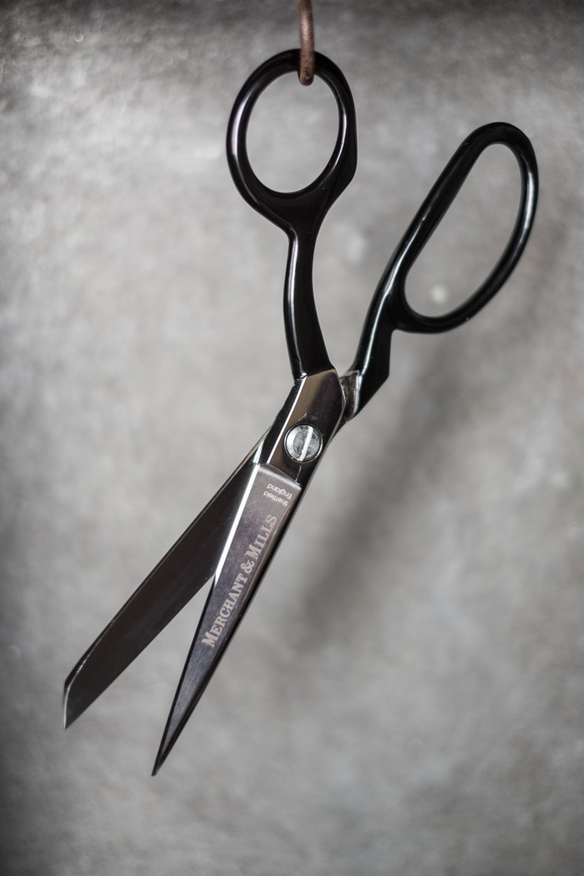 Merchant Mills 8 Tailor Shears
