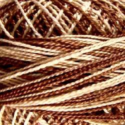 Cappuccino, Valdani Threads, Perle Cotton Size 12