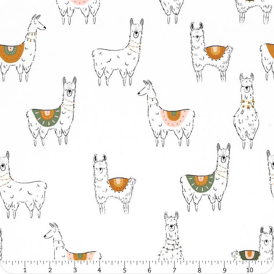 Capsula Pacha - CAP-PA-1406 - Llamas - Art Gallery Fabrics