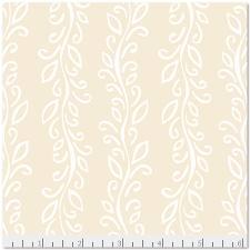 Climbing Vines, Daisies 'n Such, Daisy Janie, Organic Cotton Fabric, S13-VINCRM