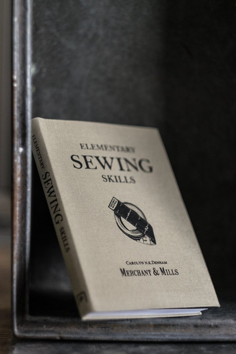 Merchant and Mills Elementary Sewing Skills Book
