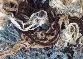 Flamenco Blue Grey Brown-Ice Yarns