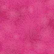 Floral Elements - Fuchsia - Art Gallery Fabrics