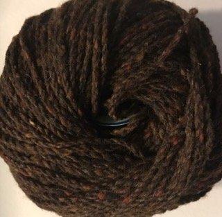 Brown Plymouth Tweed