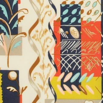 Charleston Farmhouse-Sampler Parchment, Felicity Miller, Free Spirit