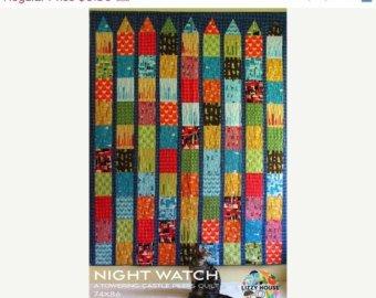 Night Watch Pattern, Lizzy House