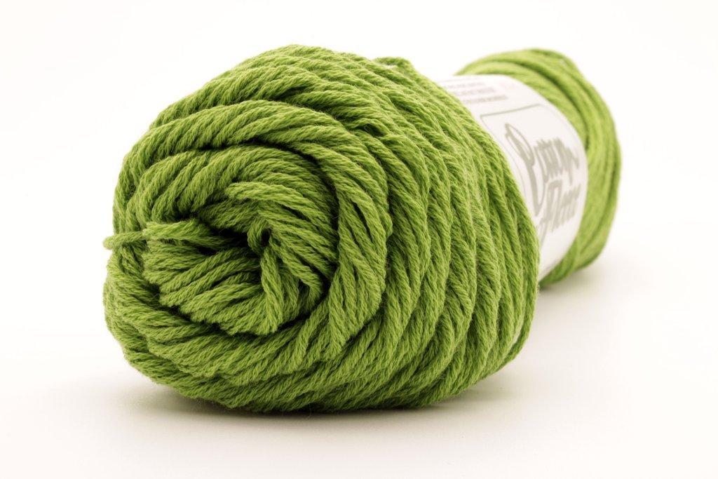 Lime Light Cotton Fine Yarn - Brown Sheep Company
