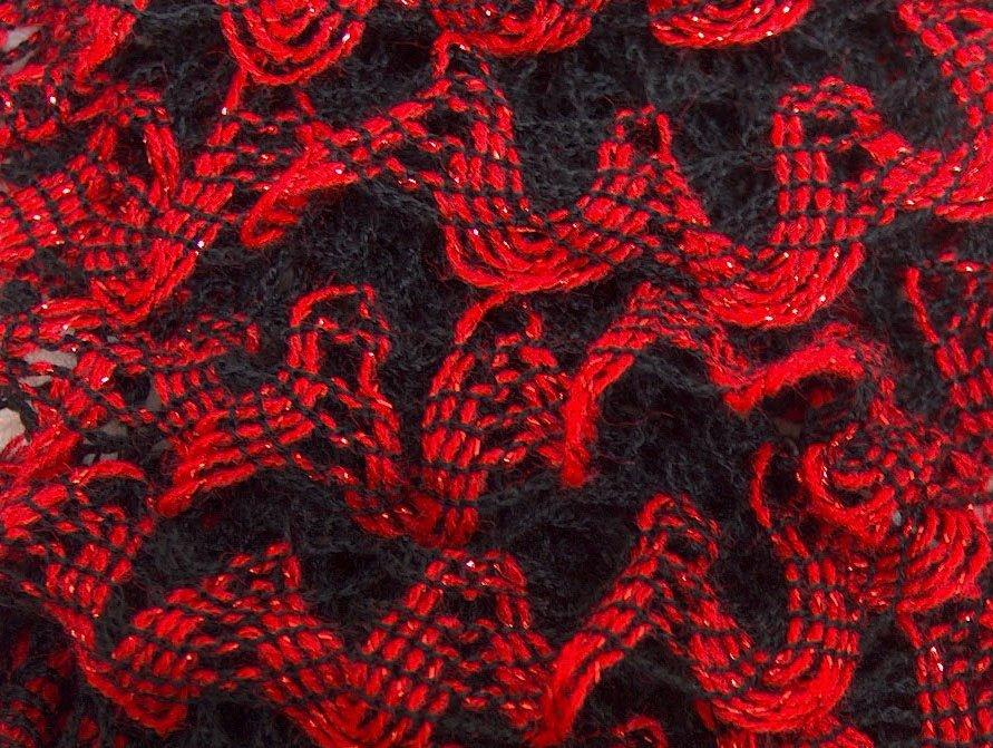 Mirabella Red Black- Ice Yarns