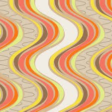 Naturella, Art Gallery Fabrics, Wavey Lines
