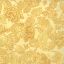 Paris Flea Market, Yellow Roses print, 3 sisters, Moda, 3725 24