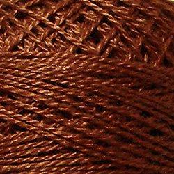 Red Brown-Light, Valdani Threads, Perle Cotton Size 8