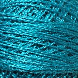 Bright Turquoise-Light, Valdani Threads, Perle Cotton Size 8