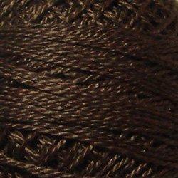 Rich Brown-Dark, Valdani Threads, Perle Cotton Size 8
