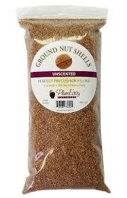 Ground Walnut Shells - Pincushion Filler - Unscented