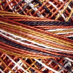 Woodlands, Valdani Threads, Perle Cotton Size 12