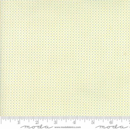 Essentially Yours White Chartre Mini Dots