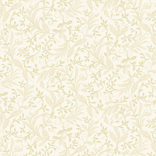 AUTUMN LEAVES GARDEN VINE CREAM