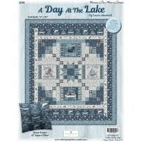 A DAY AT THE LAKE FULL QUILT KIT