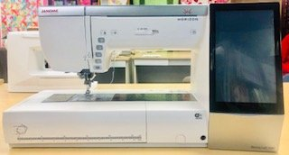 MEMORY CRAFT 15000 BY JANOME